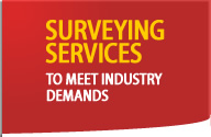 Surveying Services to meet industry demands